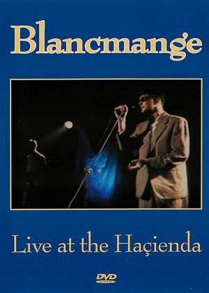 Blancmange: Live at the Hacienda Online DVD Rental