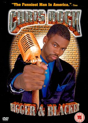 Chris Rock: Bigger and Blacker Online DVD Rental