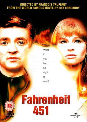Fahrenheit 451 Online DVD Rental