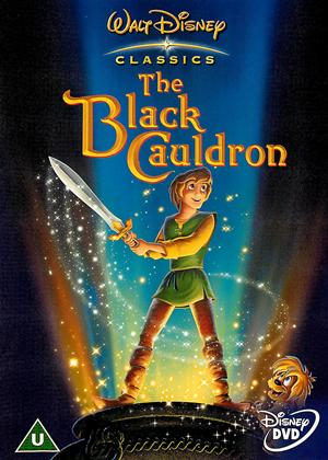 The Black Cauldron Online DVD Rental