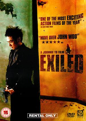 Rent Exiled (aka Fong Juk) Online DVD Rental