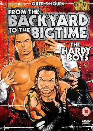 Hardy Boyz: From the Backyard to the Bigtime Online DVD Rental