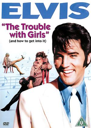 The Trouble with Girls Online DVD Rental