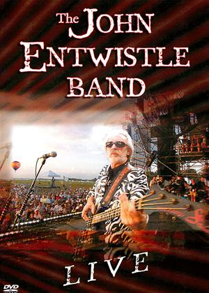 The John Entwistle Band: Live Online DVD Rental