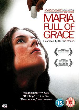 Rent Maria Full of Grace (aka Maria, llena eres de gracia) Online DVD Rental