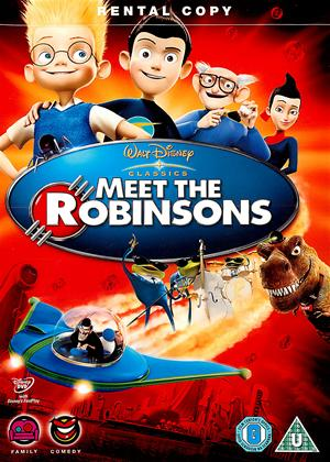 Rent Meet the Robinsons Online DVD Rental