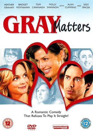 Gray Matters Online DVD Rental