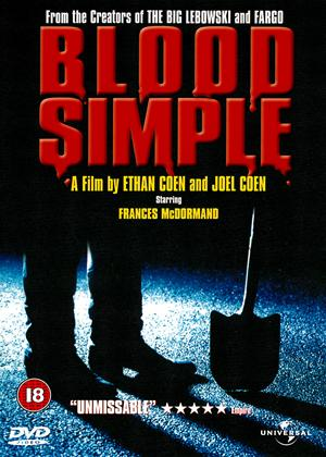 Blood Simple Online DVD Rental