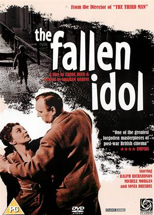 The Fallen Idol Online DVD Rental