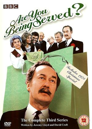 Are You Being Served?: Series 3 Online DVD Rental