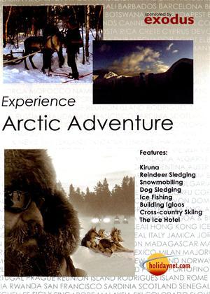 Experience Arctic Adventure Online DVD Rental