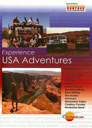 Experience USA Adventures Online DVD Rental