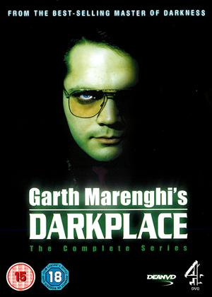 Garth Marenghi's Darkplace Online DVD Rental