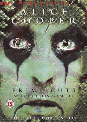 Alice Cooper: Prime Cuts Online DVD Rental