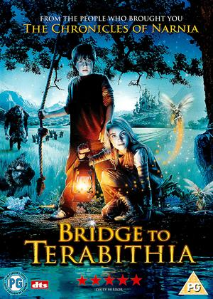 Bridge to Terabithia Online DVD Rental