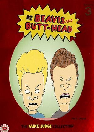 Rent Beavis and Butt-head: The Mike Judge Collection: Vol.3 Online DVD Rental