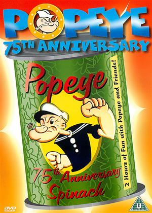 Popeye: 75th Anniversary Online DVD Rental