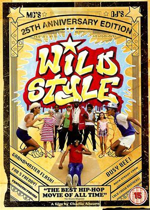 Rent Wild Style Online DVD Rental