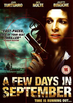 A Few Days in September Online DVD Rental