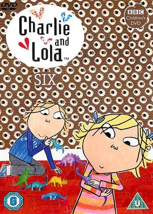 Charlie and Lola: Vol.6 Online DVD Rental