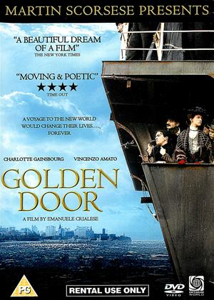 The Golden Door Online DVD Rental