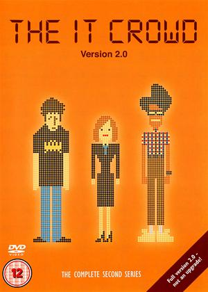 Rent The IT Crowd: Series 2 Online DVD Rental