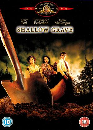 Shallow Grave Online DVD Rental