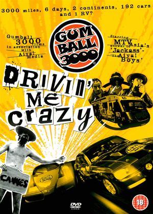 Gumball 3000: Drivin' Me Crazy Online DVD Rental
