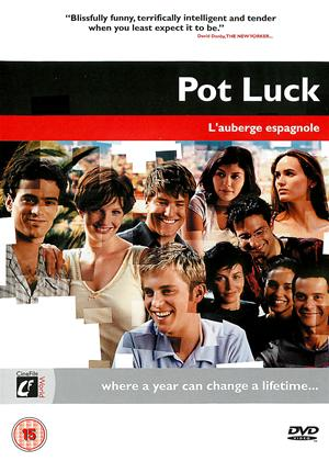 Pot Luck Online DVD Rental
