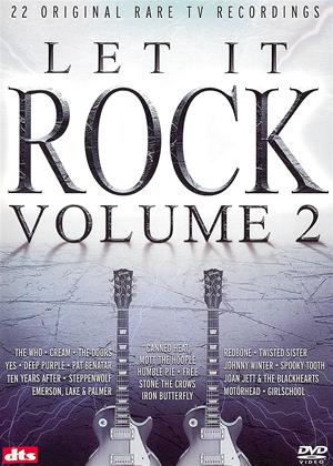 Let It Rock: Vol.2 Online DVD Rental