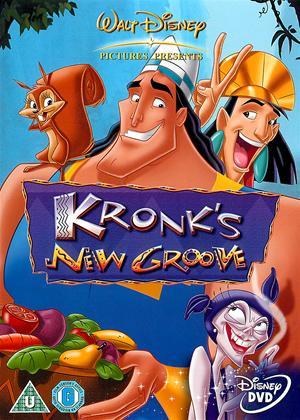Kronk's New Groove Online DVD Rental