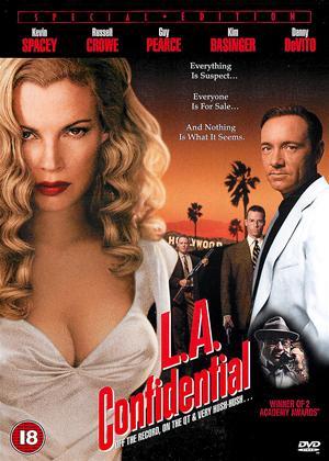 Rent L.A. Confidential Online DVD Rental