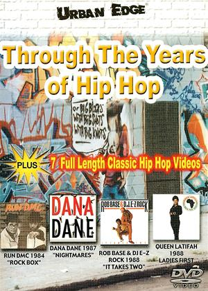 Through the Years of Hip Hop Online DVD Rental