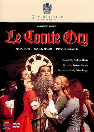 Le Comte Ory: Glyndebourne Festival Opera Online DVD Rental