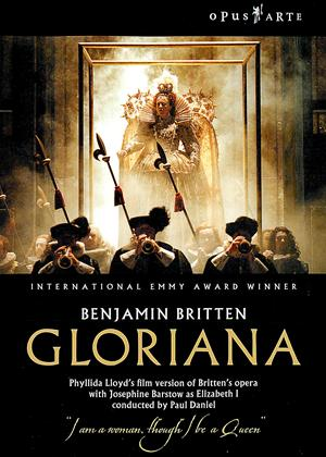 Rent Gloriana Online DVD Rental
