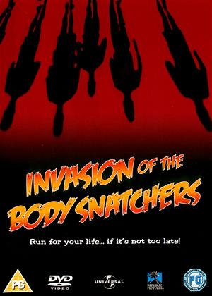 Invasion of the Body Snatchers Online DVD Rental