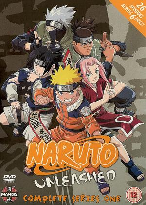 Naruto Unleashed: Series 1 Online DVD Rental