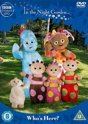 In the Night Garden: Who's Here? Online DVD Rental