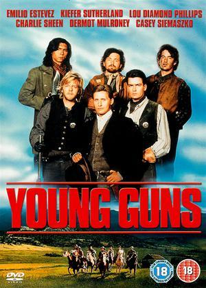 Rent Young Guns Online DVD Rental