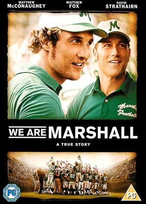We Are Marshall Online DVD Rental
