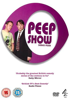 Rent Peep Show: Series 4 Online DVD Rental
