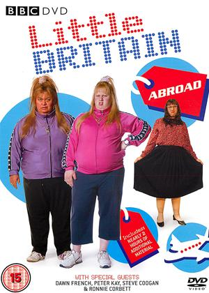 Little Britain Abroad Online DVD Rental