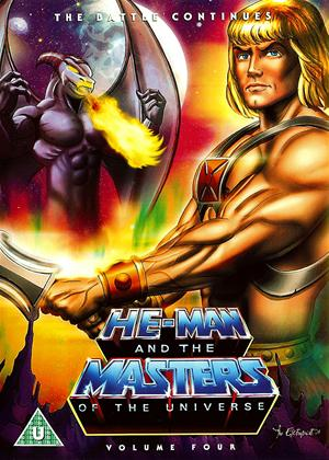 He-Man and the Masters of the Universe: Vol.4 Online DVD Rental
