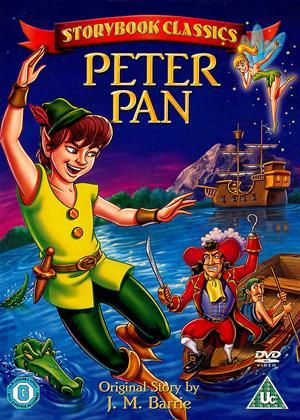 Rent Peter Pan: Storybook Classics Online DVD Rental