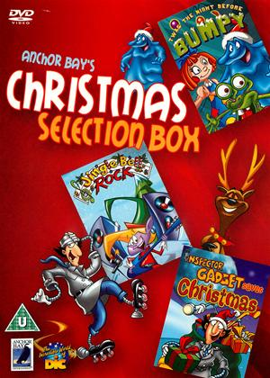 Rent Inspector Gadget: Christmas Selection Online DVD Rental