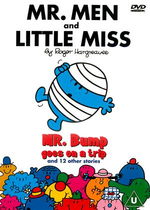 Mr Men and Little Miss: Mr Bump Goes on a Trip Online DVD Rental