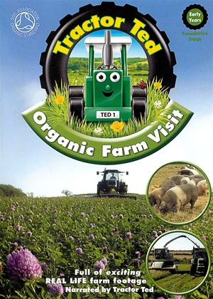Tractor Ted Visits an Organic Farm Online DVD Rental