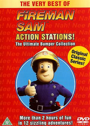 Fireman Sam: Action Stations Online DVD Rental