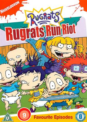 Rent Rugrats: Run Riot Online DVD Rental