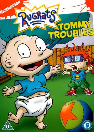 Rent Rugrats: Tommy Troubles Online DVD Rental